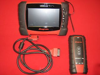 2010 snap on verdict d7 tablet pc eehd300 car scanner