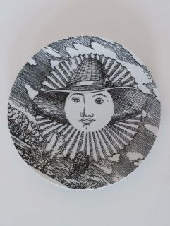 fornasetti plates in Pottery & Glass