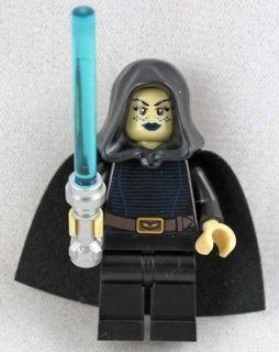 Newly listed Star Wars Lego Barriss Offee Mini Figure w/ Lightsaber