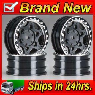 Axial AX08140 1.9 Walker Evans Street Wheel Chrome/Black (4) Scorpion