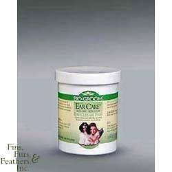 bio groom ear care pre moistened pet ear cleaner pads