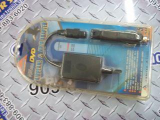 12V CAR AUTO DC POWER ADAPTER 4 TOSHIBA DVD Player SDP1400 SDP1500