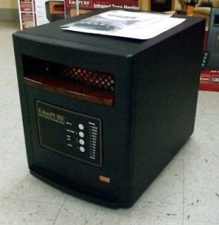newly listed refurbished edenpure usa 1000 quartz infrared heater 5000