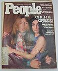 September 27 1976 Cher Gregg Allman Chaz Bono Roz Kelly Pat Boone
