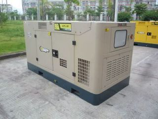DIESEL POWER GENERATOR, 36KW, NEW FROM THE FACTORY,