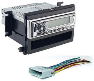 Ford Mercury Radio Installation Dash Kit + Wiring Harness PKG265 (Fits