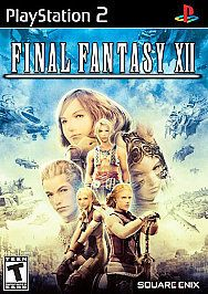 Final Fantasy XI (PS2 2006) Black Lable (Brand New) Factory Sealed