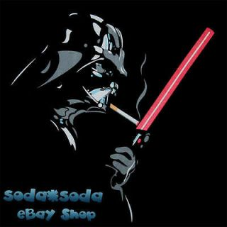 funny star wars smoking darth vader mens t shirt fun xl
