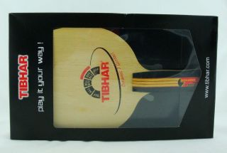 Tibhar DYNAMIC 7 CONTACT Table Tennis Racket (FL / ST / AN / CS)