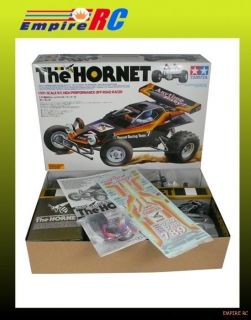 58336 Tamiya R/C The Hornet   Off Road 1:10 w/ESC