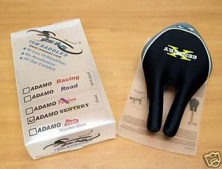 ism adamo century road cycling bicycle saddle seat time left