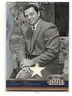 ERNEST BORGNINE HOLLYWOOD ACTOR WARDROBE SWATCH CARD 48/100 DONRUSS