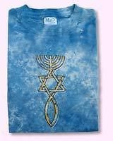 messianic seal hebraic roots christian t shirt sizes time left