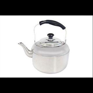 5qt stainless steel whisling tea kettle