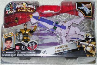 Sabans Power Rangers Samurai OCTOZORD Bandai new MIB Gigazord 31769