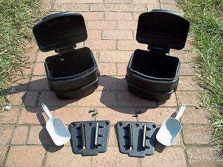 Club Car Precedent Golf Cart Sand Buckets, Brackets, Screws, Scoopers