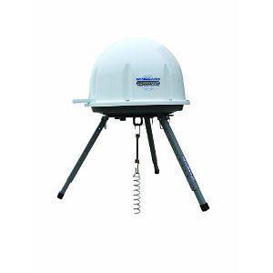 Tripod Mount Directv Dish Network Satellite Antenna Mount TV RV Camp