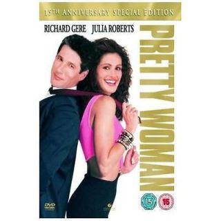 Pretty Woman 15th Anniversary Edition (Julia Roberts) New DVD R4