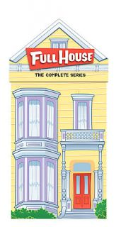 Full House   The Complete Series Collection DVD, 2007, 32 Disc Set