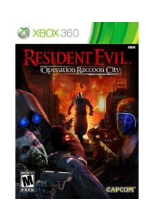 Newly listed Resident Evil Operation Raccoon City, (Xbox 360)