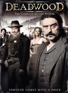 Deadwood   The Complete Second Season DVD, 6 Disc Set