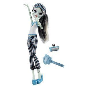 Monster High Dead Tired Frankie Stein Doll New Accessories Dolls Games