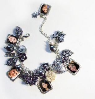 selena gomez selena gomez charm bracelet  14 50