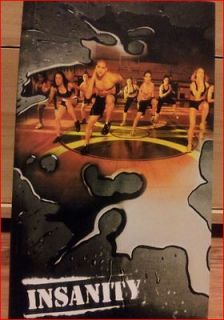 Newly listed New & Sealed Shaun T Insanity 60 day workout 13 DVD SET