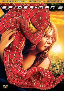 Spider Man 2 DVD, 2004, 2 Disc Set, Special Edition Widescreen