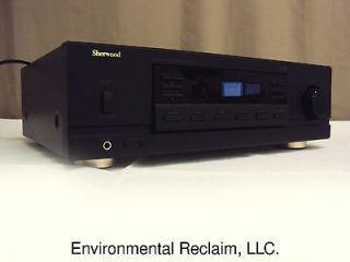 sherwood rx 4105 100 watt stereo receiver black time left
