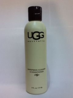UGG Australia Sheepskin Cleaner & Conditioner PROTECT AND CLEAN YOUR