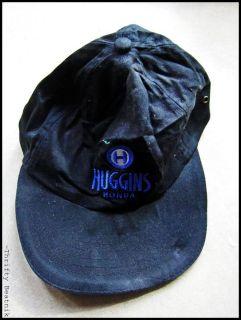 Vintage Mesh Trucker Hats Dark Honda Sports Baseball Cap Warped/Faded