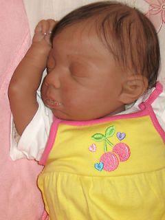 Made Reborn Baby Girl Baylee Lorna Miller Sands Boy Biracial LayAway