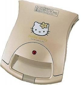 NEW Hello Kitty Hot Sandwich Maker HP 4383KT by TWINBIRD kawaii cute