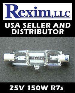 PELTON CRANE HBC39270 RPI PCL606 USHIO 1001106 Lamp Bulb 2pcs