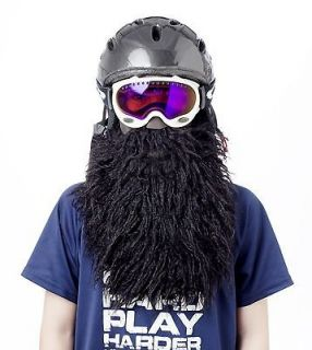 ORIGINAL BeardSki Ski Mask For Snowboarders, & Skiers with an Attitude