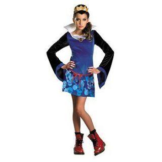 New Disguise Disney Snow White Tween Evil Queen Costume S (5  7)