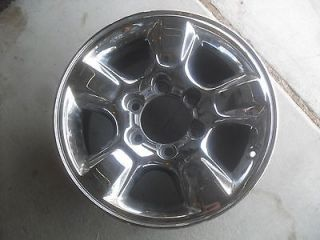 16 toyota tundra sequoia tacoma 4runner chrome wheel rim time