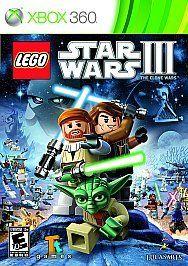 lego star wars iii the clone wars xbox 360 2011