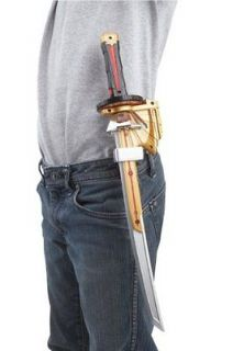 new power rangers samurai spin sword  one day