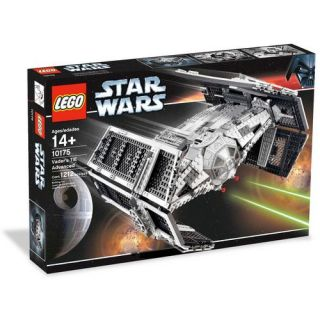 Lego Star Wars Vaders Tie Advanced 10175
