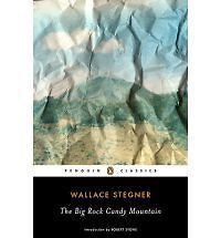 the big rock candy mountain by wallace earle stegner new