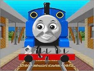 Thomas the Tank Engine Friends Super Nintendo, 1993