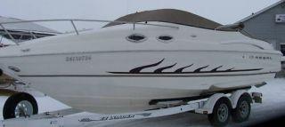 speed boat car van truck rv trailer vinyl graphics sm04