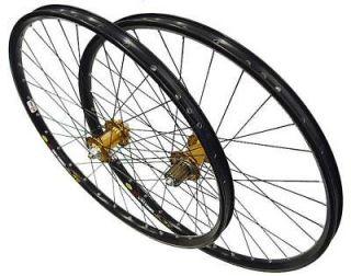 mavic 823 disc mountain bike wheelset with hadley hubs time