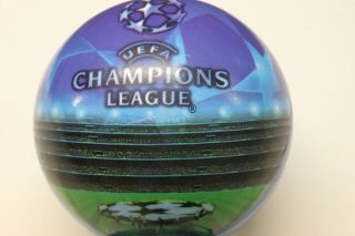 BALL CHAMPIONS LEAGUE UEFA FOOTBALL CHILDRENS PLAY BALL TOY OUT DOOR