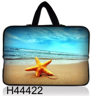 11.6 12 Starfish Laptop Carry Sleeve Case Bag Pouch For HP Dell