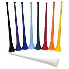 Newly listed Vuvuzela Stadium Horn Collapsible Sports Party Favor