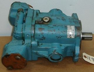 SLS1F55 Sperry Vickers Hydrolic Pump model F3PVB45ARSEW10​CA11