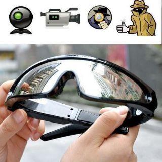 Sunglasses Sun Glasses Spy Hidden Video Camera Pinhole DVR Sunglass